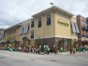 Marching for One More Penny: The Coalition of Immokalee Workers Pickets Publix Supermarkets in Tampa Bay